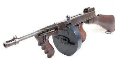 Thompson Tommy Gun M1928A1