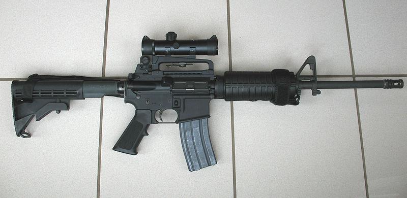 Colt AR15 Guns Manuals