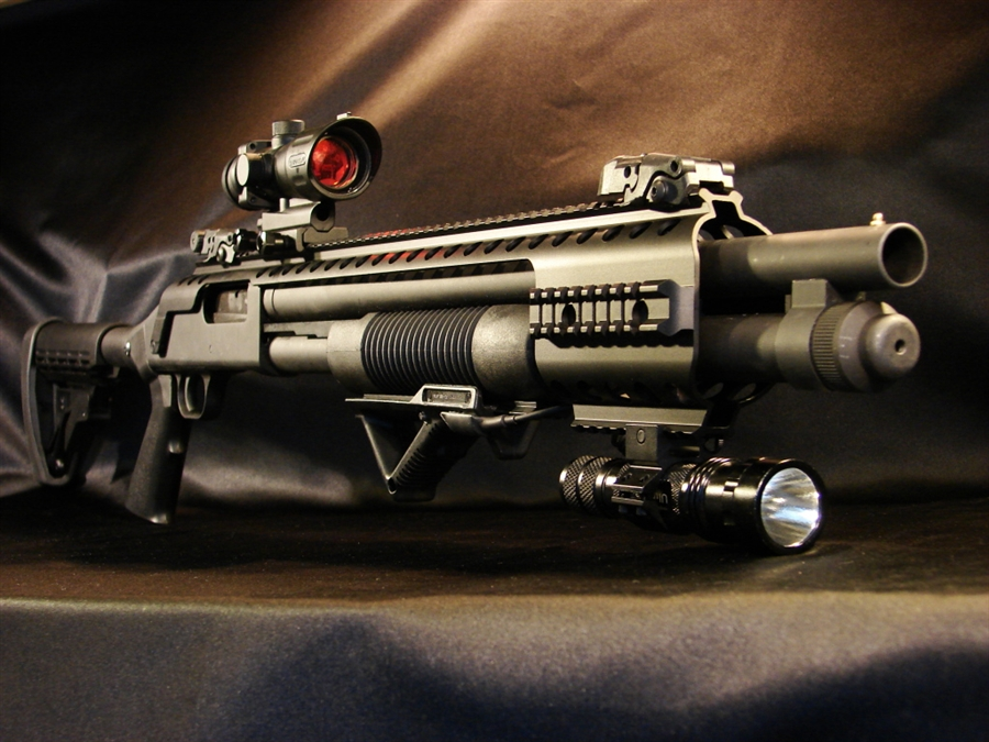 Mossberg 500 Guns Manuals