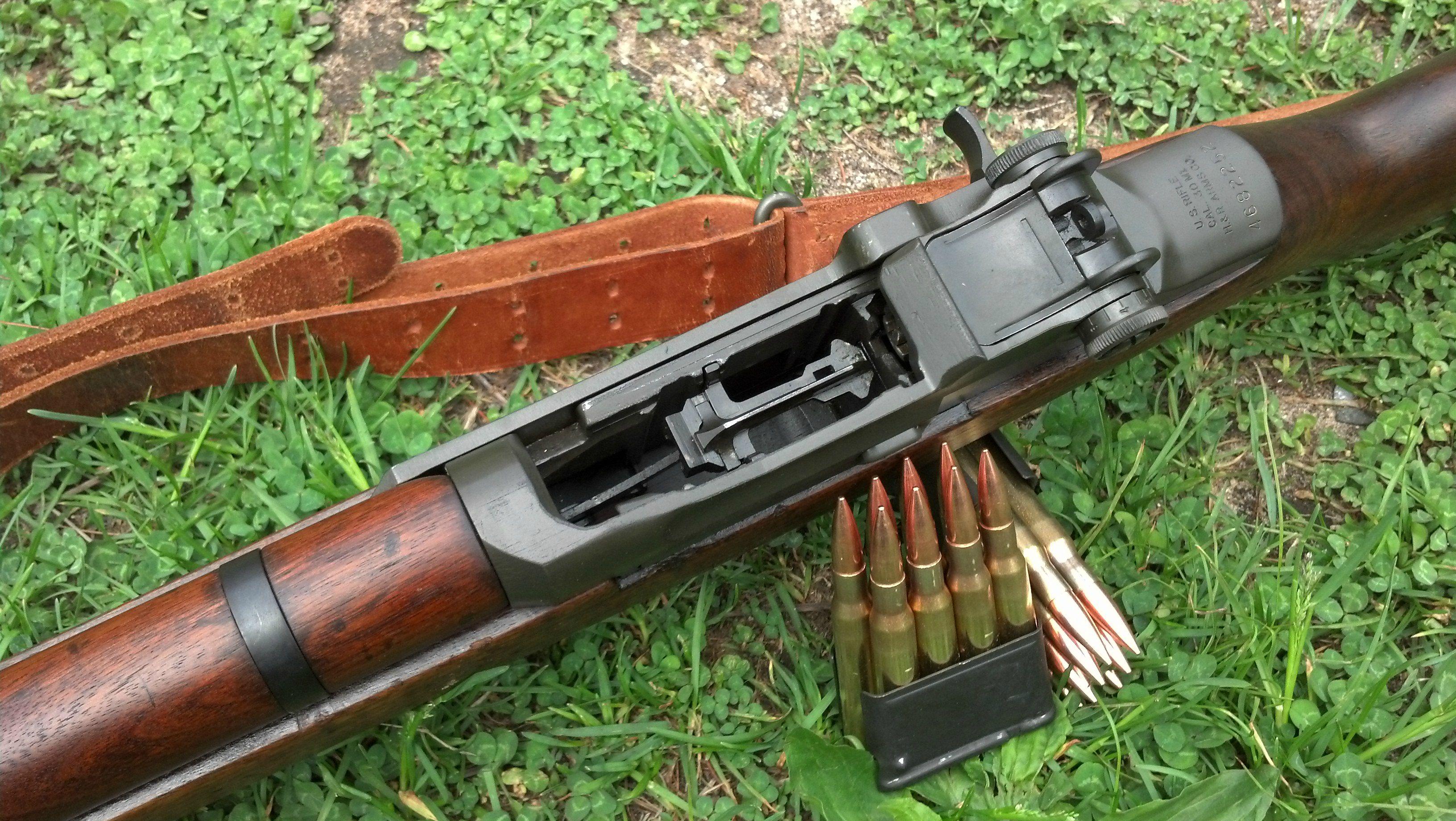 M1: Guns Manuals