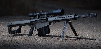 Barrett M107a1 M82