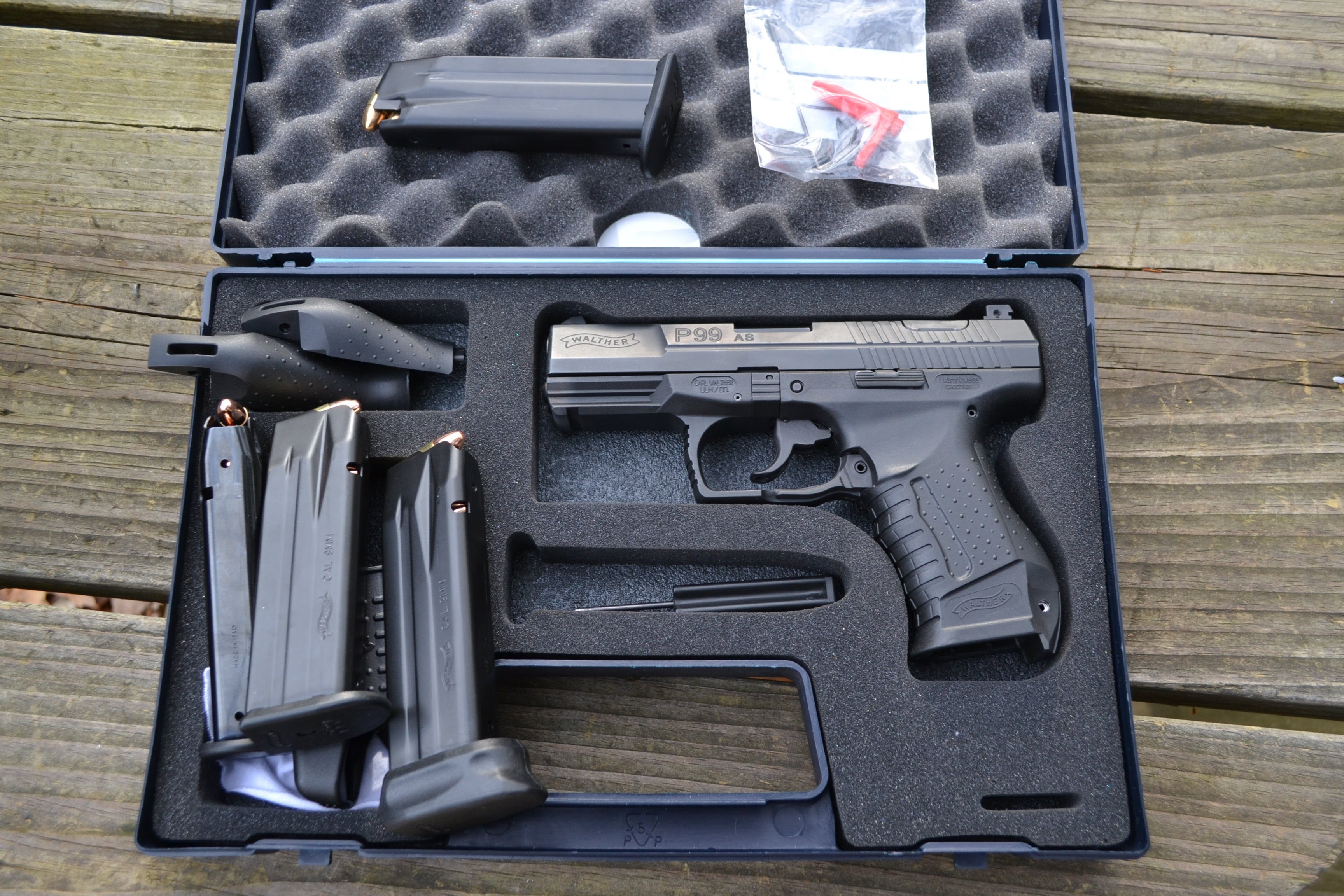 Walther P99 | Guns Manuals
