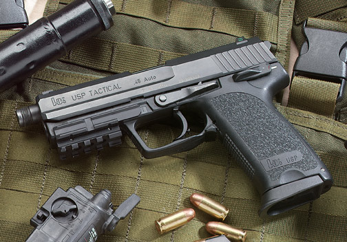 Hk Usp Guns Manuals
