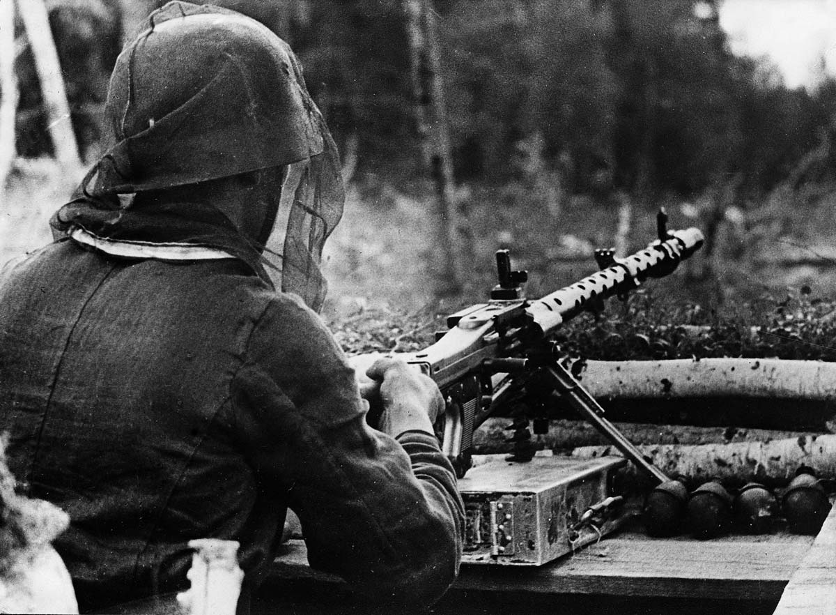 MG 34 Maschinengewehr 34 | Guns Manuals