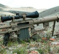 CheyTac Intervention M-200