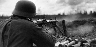 MG 34 Maschinengewehr 34
