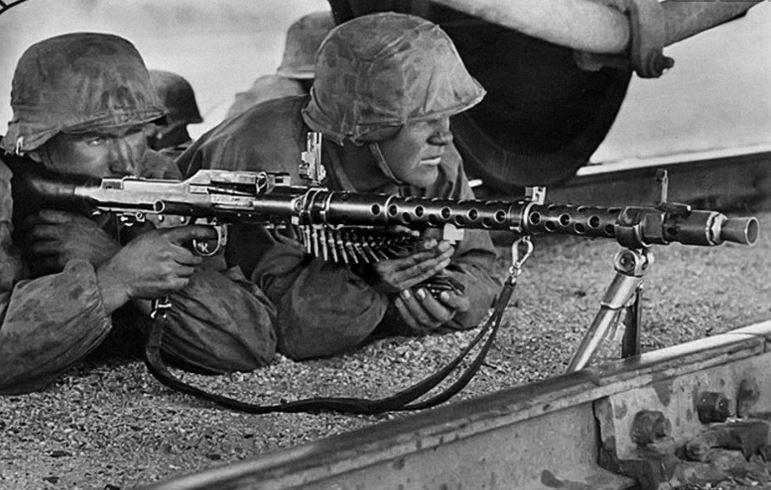 MG 34 Maschinengewehr 34   Guns Manuals